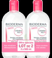 Crealine Ts H2o Solution Micellaire Sans Parfum Nettoyante Apaisante 2fl/500ml à Andernos