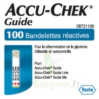 Accu-chek Guide Bandelettes 2 X 50 Bandelettes à Andernos