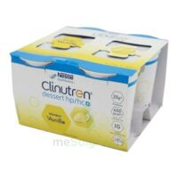 Clinutren Dessert 2.0 Kcal Nutriment Vanille 4cups/200g à Andernos