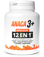 Anaca3+ Minceur 12 En 1 Gélules B/120 à Andernos