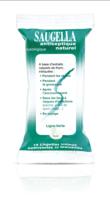 Saugella Antiseptique Lingette Hygiène Intime Paquet/15 à Andernos