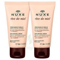 Rêve De Miel® Crème Mains Et Ongles 2*50ml à Andernos