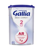 Gallia Bebe Expert Ar 2 Lait En Poudre B/800g à Andernos