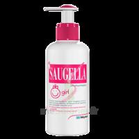 Saugella Girl Savon Liquide Hygiène Intime Fl Pompe/200ml à Andernos