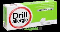 Drill 10 Mg Comprimés à Sucer Allergie Cétirizine Plq/7 à Andernos