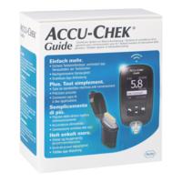 Accu-chek Guide Lecteur De Glycémie Mg/dl Set à Andernos