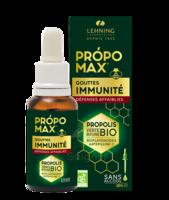 Lehning Propomax Immunité Propolis Verte Bio Extrait Sans Alcool Fl/30ml à Andernos