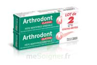 Pierre Fabre Oral Care Arthrodont Dentifrice Classic Lot De 2 75ml