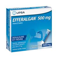 Efferalgan 500 Mg Glé En Sachet Sach/16 à Andernos