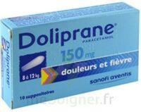 Doliprane 150 Mg Suppositoires 2plq/5 (10) à Andernos