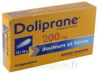 Doliprane 200 Mg Suppositoires 2plq/5 (10) à Andernos