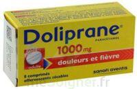 Doliprane 1000 Mg Comprimés Effervescents Sécables T/8 à Andernos