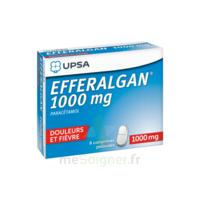 Efferalgan 1000 Mg Comprimés Pelliculés Plq/8 à Andernos
