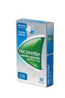 Nicorette 4 Mg Gom à Mâcher Médic Sans Sucre Menthe Glaciale Plq/30gom à Andernos