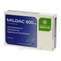 Mildac 600 Mg, Comprimé Enrobé à Andernos