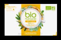 Nutrisanté Infusions Bio Tisane Régulation Des Sucres 20 Sachets à Andernos