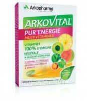 Arkovital Pur'energie Multivitamines Comprimés Dès 6 Ans B/30 à Andernos