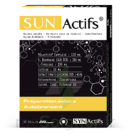 Synactifs Sunactifs Gélules B/30 à Andernos