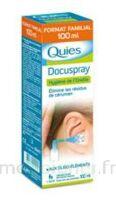 Quies Docuspray Hygiene De L'oreille, Spray 100 Ml à Andernos