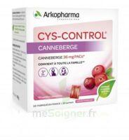 Cys-control 36mg Poudre Orale 20 Sachets/4g à Andernos