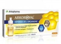 Arkoroyal Défenses Naturelles Gelée Adulte 7 Doses/10ml à Andernos