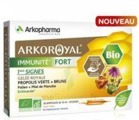 Arkoroyal Immunité Fort Solution Buvable 20 Ampoules/10ml à Andernos