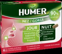 Humer Nez/gorge Jour&nuit 15 Comprimés à Andernos
