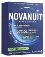 Novanuit Triple Action Comprimés B/30 à Andernos
