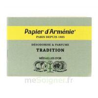 Papier D'arménie Traditionnel Feuille Triple à Andernos
