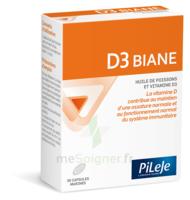 Pileje D3 Biane Capsules 200 Ui - Vitamine D 30 Capsules à Andernos