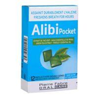 Pierre Fabre Oral Care Alibi Pocket 12 Pastilles à Andernos