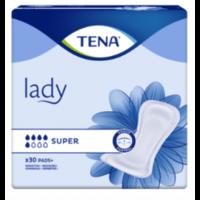Tena Lady Protection Anatomique Adhésive Super Sachet/30 à Andernos
