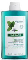 Klorane Menthe Aquatique Shampooing Détox 400ml à Andernos