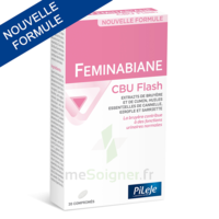 Pileje Feminabiane Cbu Flash - Nouvelle Formule 20 Comprimés à Andernos