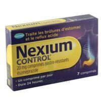 Nexium Control 20 Mg Cpr Gastro-rés Plq/7 à Andernos