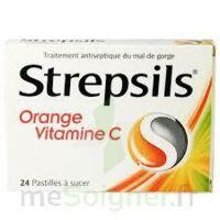 Strepsils Orange Vitamine C, Pastille à Andernos