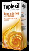 Toplexil 0,33 Mg/ml, Sirop 150ml à Andernos