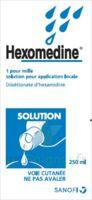 Hexomedine 1 Pour Mille S Appl Loc Fl/250ml à Andernos