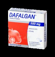 Dafalgan 500 Mg Comprimés Effervescents Sécables Film/16 à Andernos