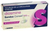 Diosmine Sandoz Conseil 600 Mg, Comprimé Pelliculé à Andernos