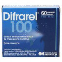 Difrarel 100 Mg, Comprimé Enrobé 6plq/10 à Andernos