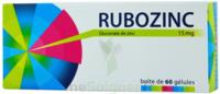 Rubozinc 15 Mg Gél 1plq/60 à Andernos
