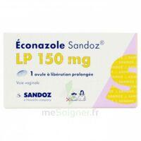 Econazole Sandoz L.p. 150 Mg, Ovule à Libération Prolongée à Andernos