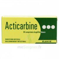 Acticarbine Comprimés Enrobés B/84 à Andernos