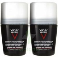 Vichy Anti-transpirant Homme Bille Anti-trace 48h Lot à Andernos