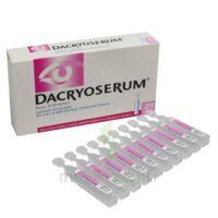 Dacryoserum Solution Pour Lavage Ophtalmique En Récipient Unidose 20unidoses/5ml à Andernos