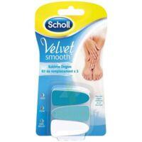 Scholl Velvet Smooth Ongles Sublimes Kit De Remplacement à Andernos