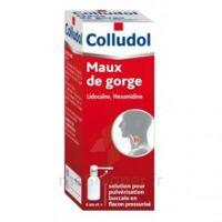 Colludol Solution Pour Pulvérisation Buccale En Flacon Pressurisé Fl/30 Ml + Embout Buccal à Andernos
