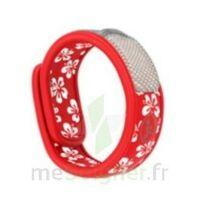 Bracelet Graffic J&t Hawai Rouge à Andernos