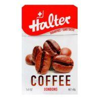 Halter Sans Sucre Bonbon Café B/40g à Andernos